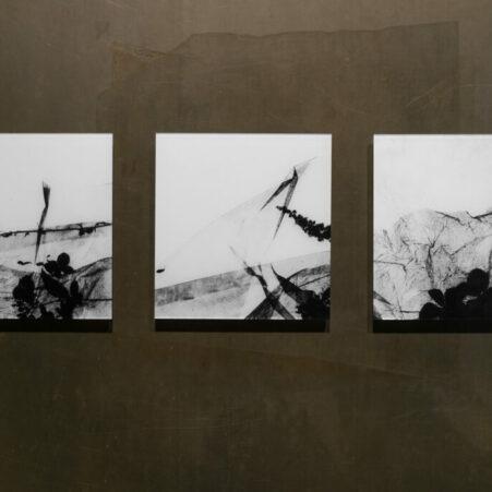 Auf der Meer Triptych